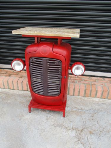 Tractor Bar/Cabinet